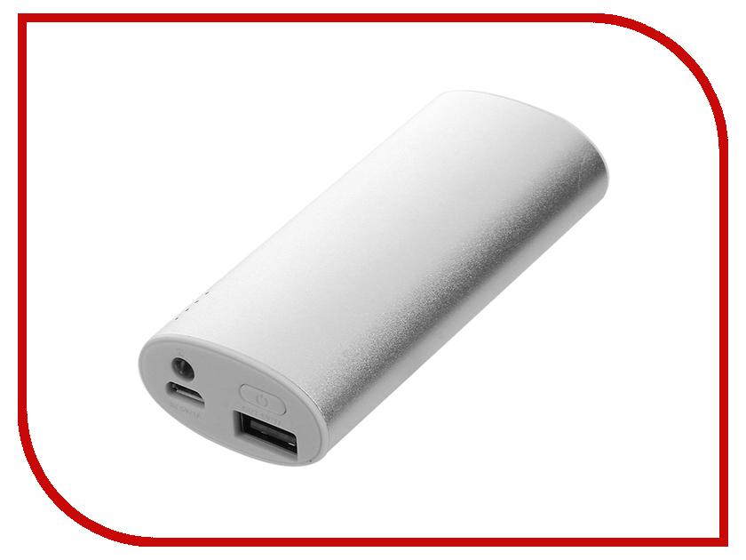 Аккумулятор Aksberry S-5600F 5200mAh Silver