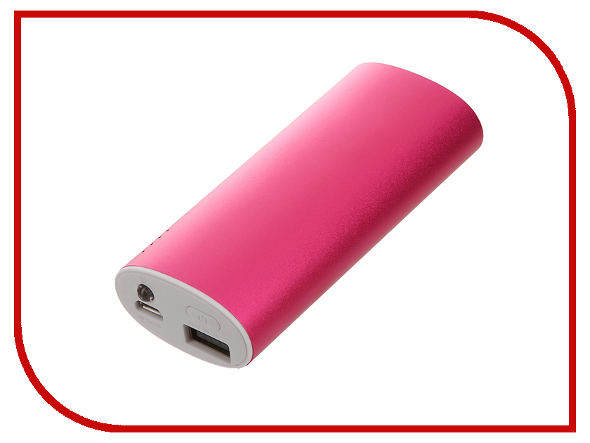 Аккумулятор Aksberry S-5600F 5200mAh Pink