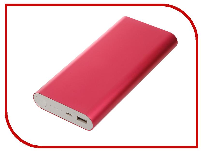 Аккумулятор Aksberry S-20000KB 20800mAh Red<br>