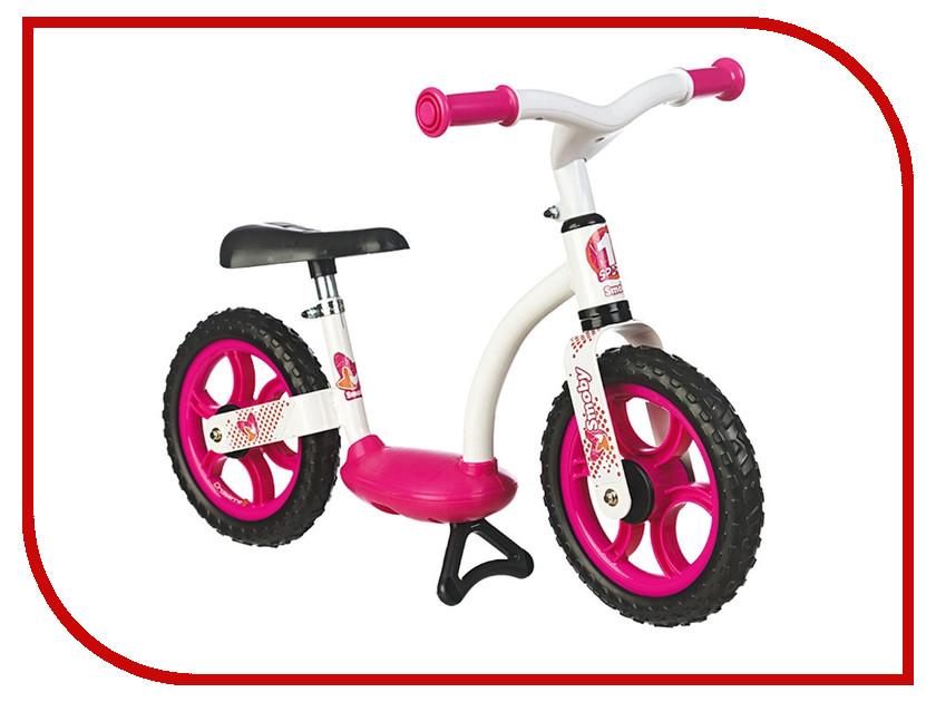 Беговел Smoby White-Pink 452052