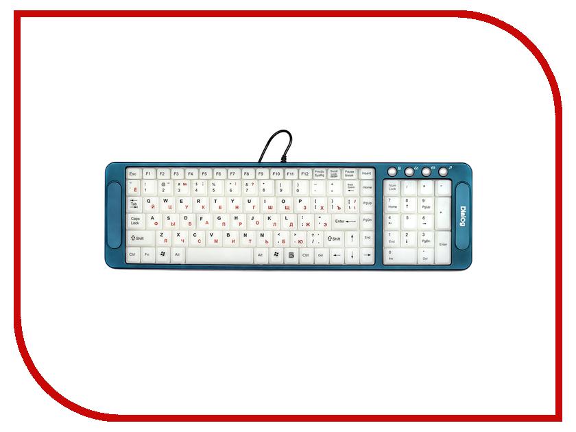 Клавиатура Dialog Katana KK-L04U Blue