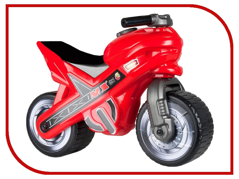 Беговел Coloma y Pastor Moto MX 46512