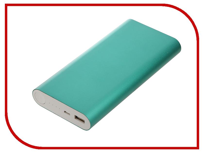 Аккумулятор Aksberry S-20000KB 20800mAh Green<br>