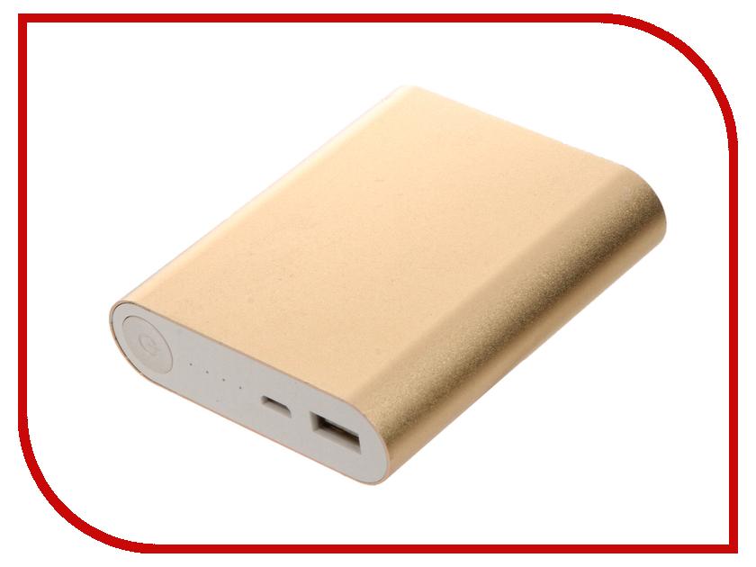 Аккумулятор Aksberry S-10400M 10400mAh Gold аккумулятор yoobao yb 6014 10400mah green