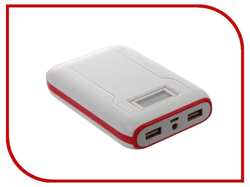 Аккумулятор Aksberry S-10400E 10400mAh Pink<br>