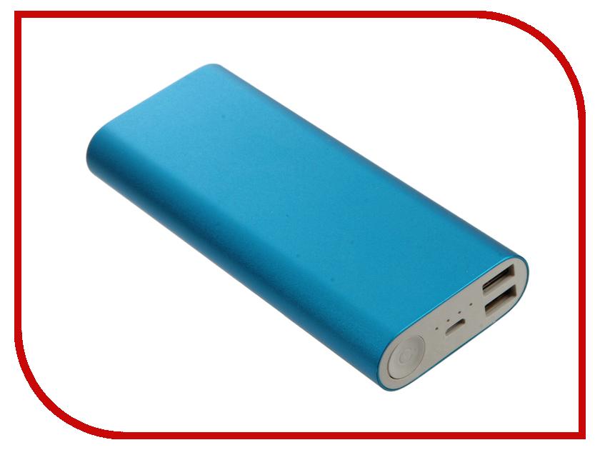 Аккумулятор Aksberry S-10000BG 16000mAh Blue
