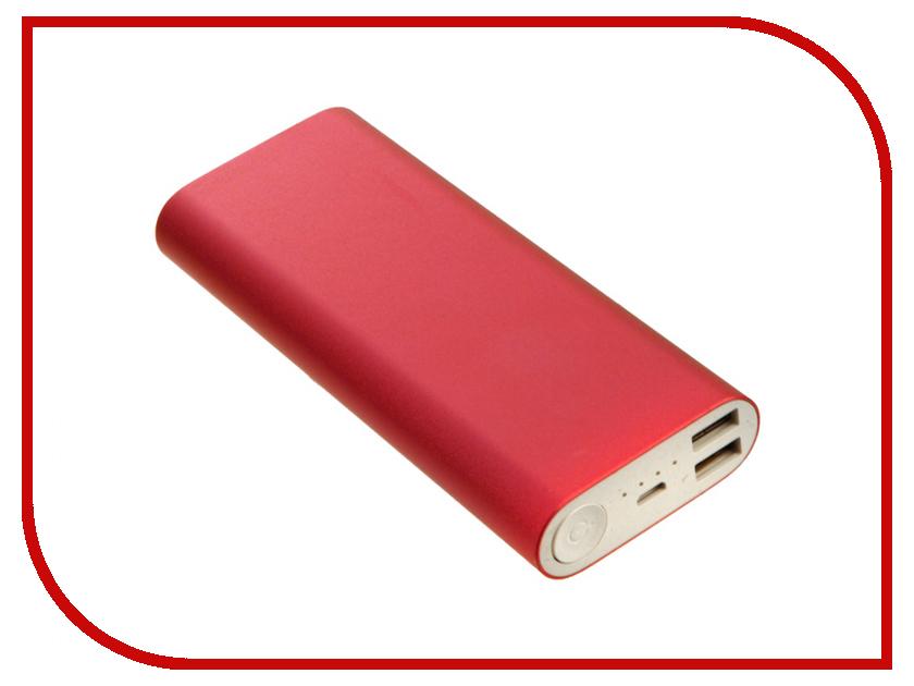 Аккумулятор Aksberry S-10000BG 16000mAh Red