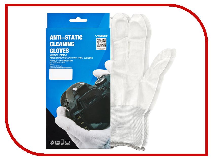 Аксессуар VSGO Чистящие перчатки АПБ-1