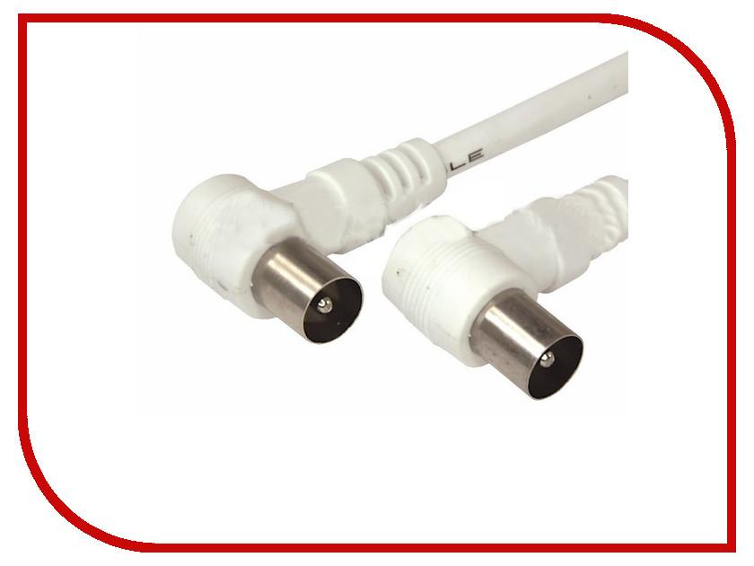 Шнур Rexant Jack TV - Jack TV 1.5m White 18-0112 аксессуар rexant plug tv jack 10m white 18 0007