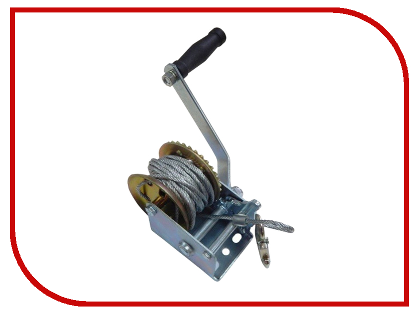 Лебедка Partner PA-6744 360kg ключ воротка partner pa 80272f