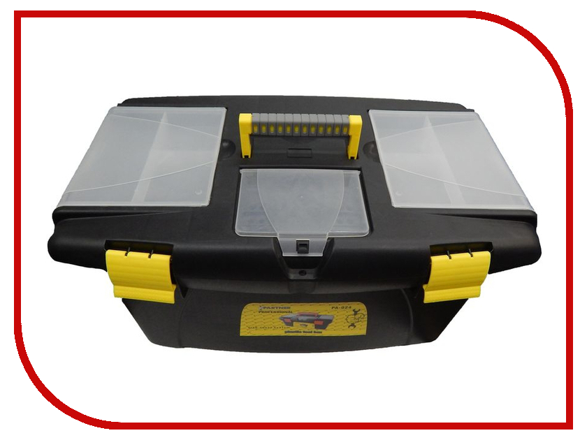 Ящик для инструментов Partner PA-024 набор инструмента partner pa 3109m