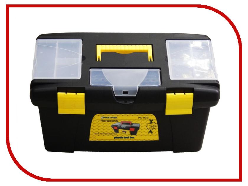 Ящик для инструментов Partner PA-022 набор инструмента partner pa 3109m