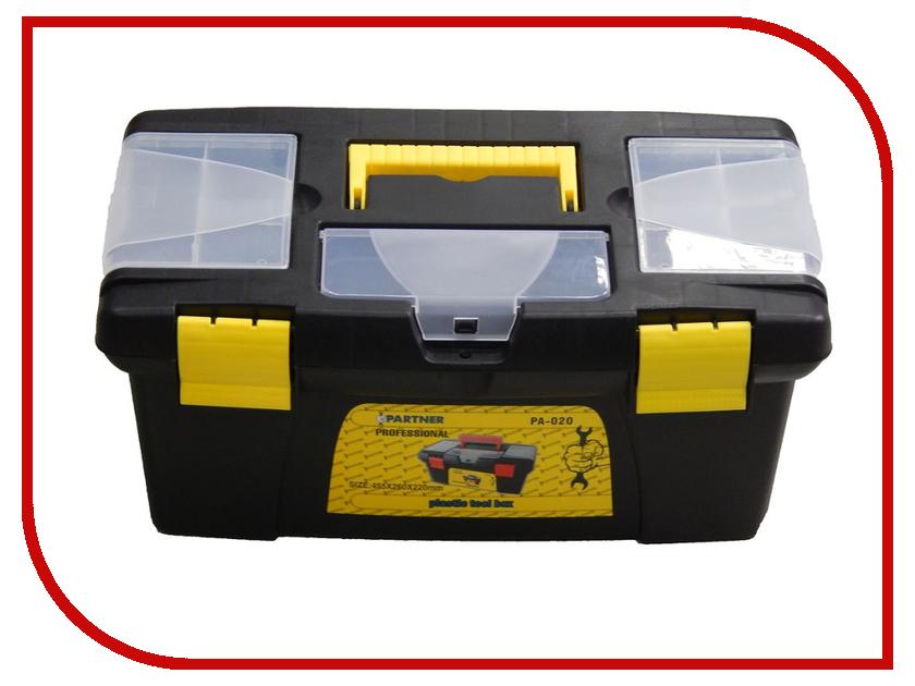 Ящик для инструментов Partner PA-020  набор инструмента partner pa 609l