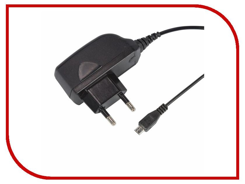 Зарядное устройство Rexant 1.2m 500mAh microUSB Black 16-0260-1
