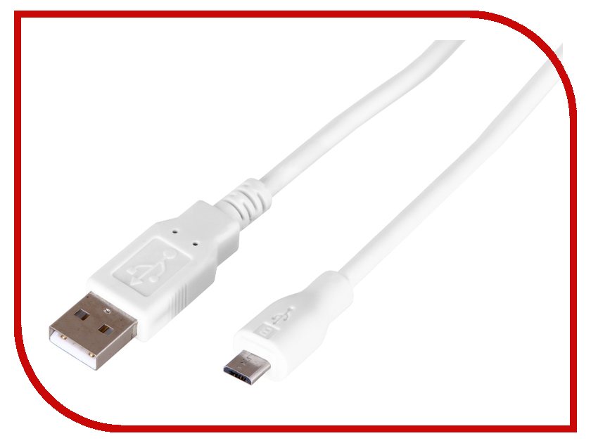 Аксессуар Rexant USB-A (male) - MicroUSB (male) 3m 18-1166 аксессуар rexant microusb usb 0 2m black 18 1161 2