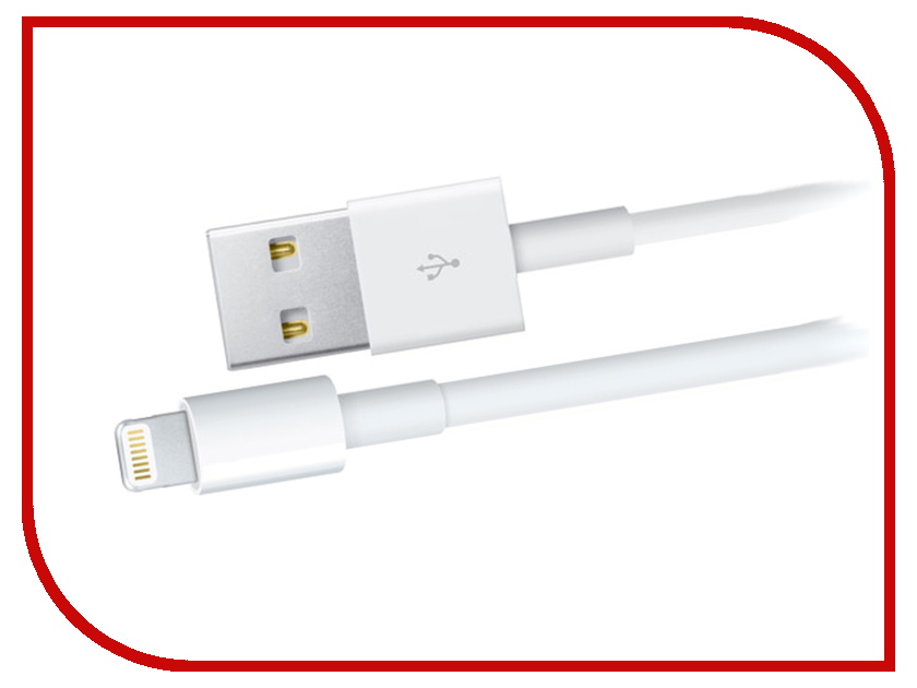 Аксессуар Rexant USB - Lightning для APPLE iPhone 5/5S/5C White 18-0000 холодильник don r 297 b