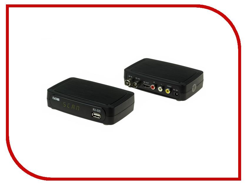 Медиаплеер Rexant RX-505 35-0005