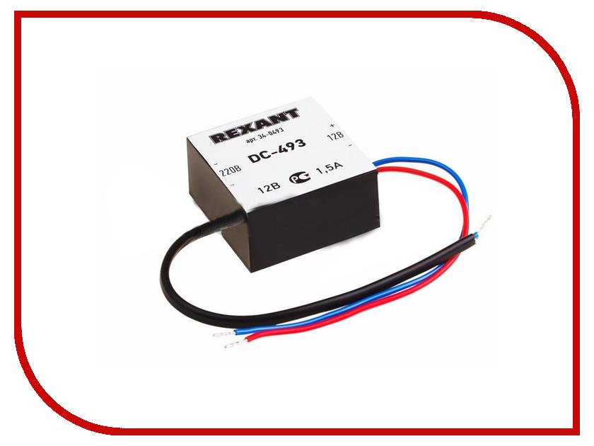 Аккумулятор Rexant 12V 34-0493