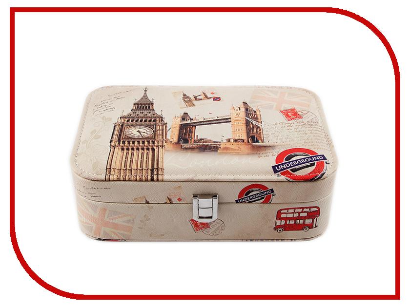 Шкатулка Русские подарки 22x15x7cm 84543