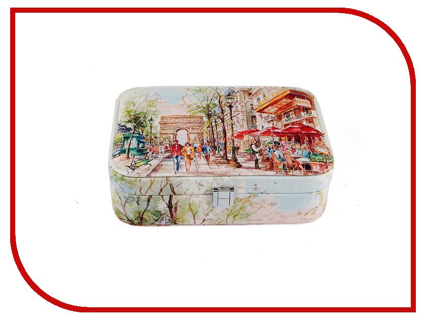 Шкатулка Русские подарки 22x15x7cm 84510