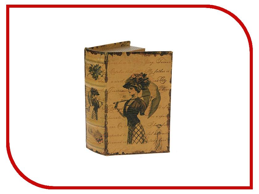 Шкатулка Русские подарки 17x11x5cm 184184