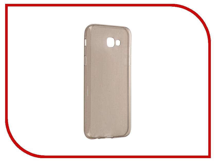 Аксессуар Чехол Samsung Galaxy A7 2017 Cojess TPU 0.5mm Grey<br>