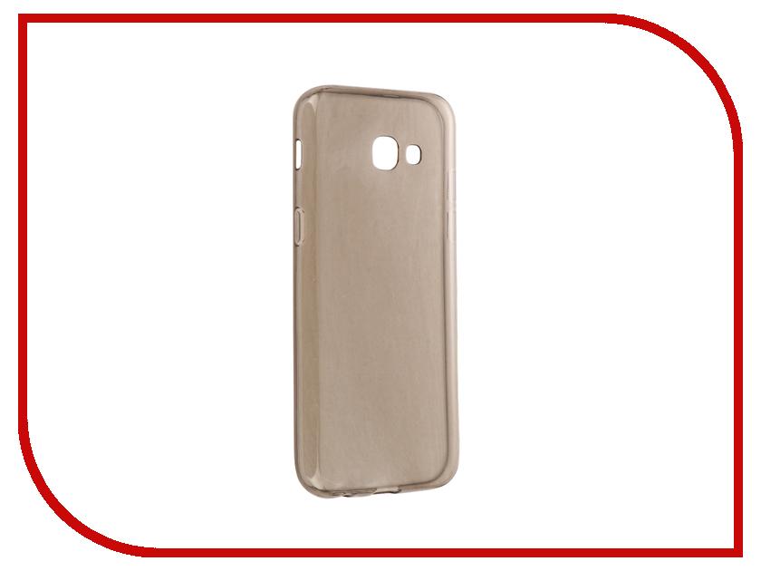Аксессуар Чехол Samsung Galaxy A5 2017 Cojess TPU 0.3mm Grey<br>