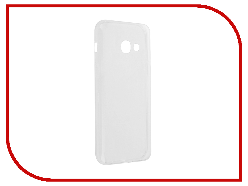 Аксессуар Чехол Samsung Galaxy A3 2017 Cojess TPU 0.5mm Transparent аксессуар чехол samsung galaxy a3 2017 cojess tpu 0 5mm transparent