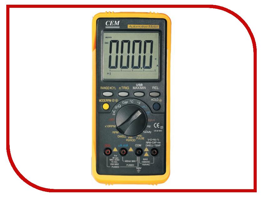 Мультиметр CEM AT-9995E профессиональный автомобильный мультиметр сем at 9995e 481547