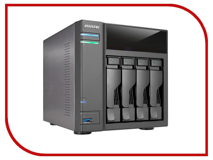 Сетевое хранилище ASUSTOR AS-204TE