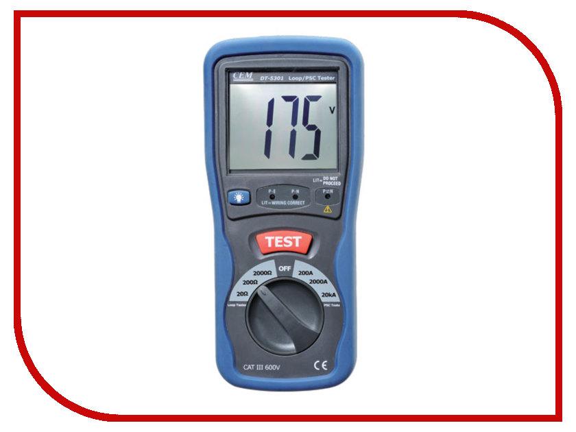 Тестер напряжения CEM DT-5301 тестер напряжения meet ms 48m
