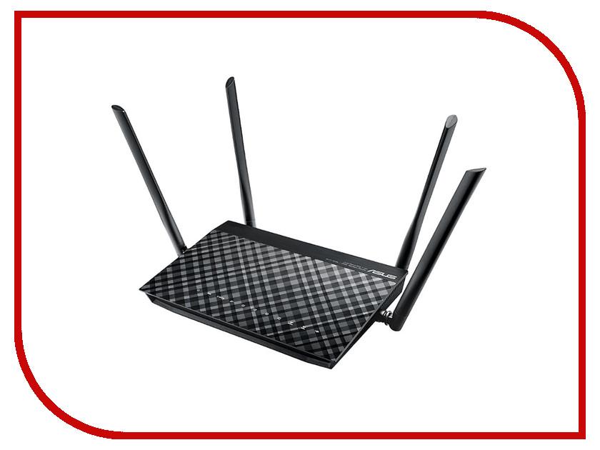 Wi-Fi роутер ASUS DSL-AC52U wi fi роутер asus rt ac88u