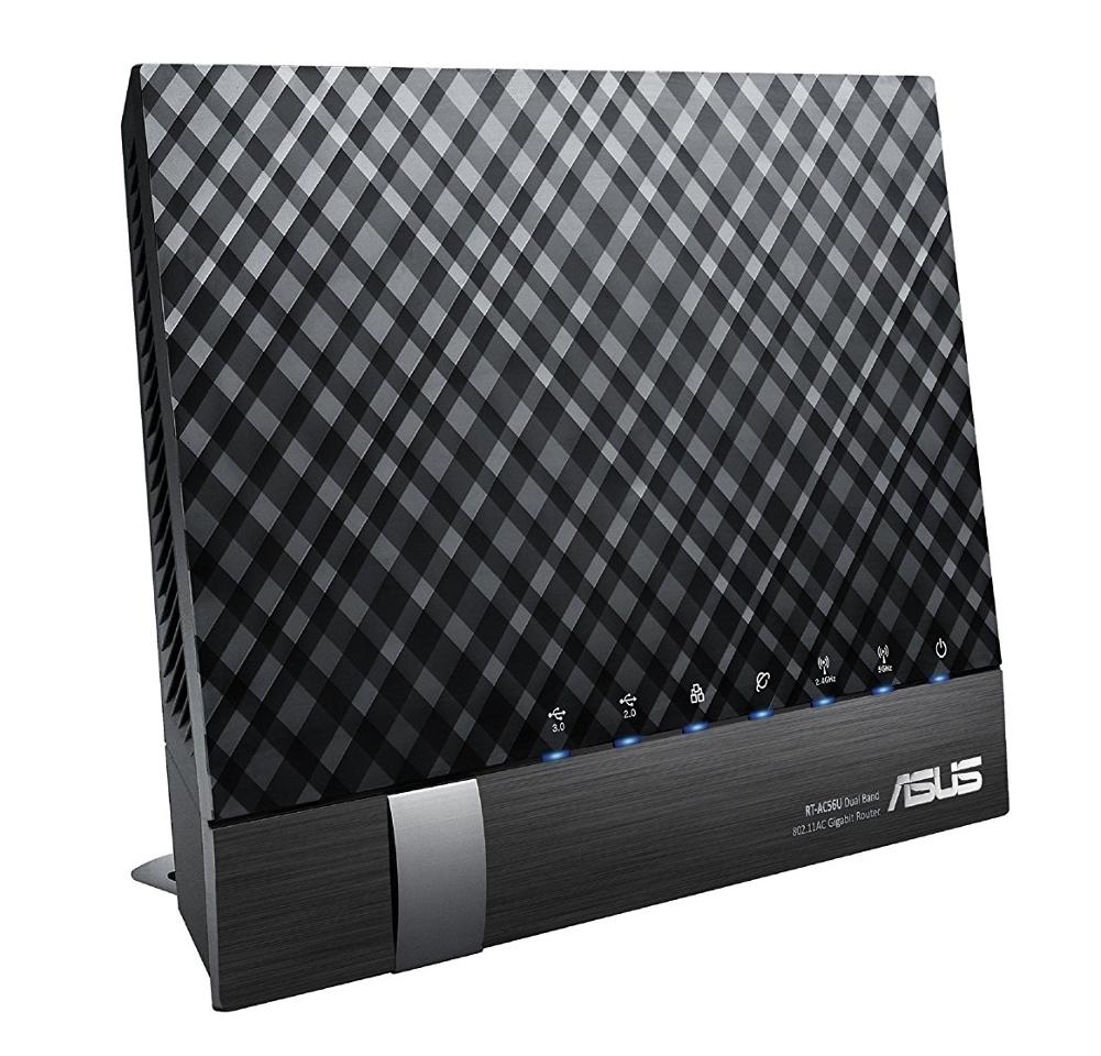 Wi-Fi роутер ASUS DSL-AC56U цена