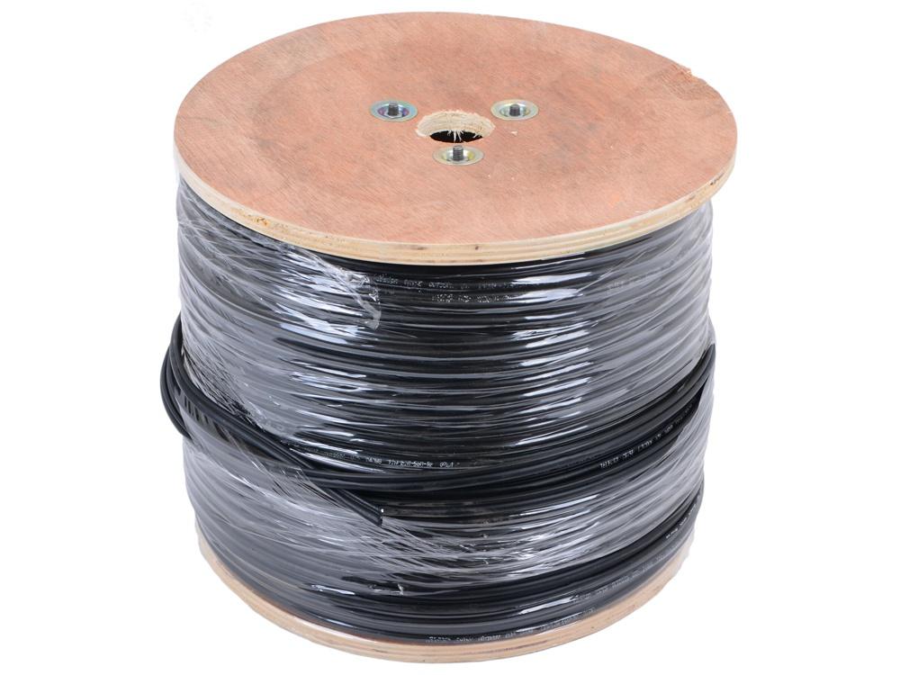 Сетевой кабель ATcom UTP cat.5e CU 305m АТ1952