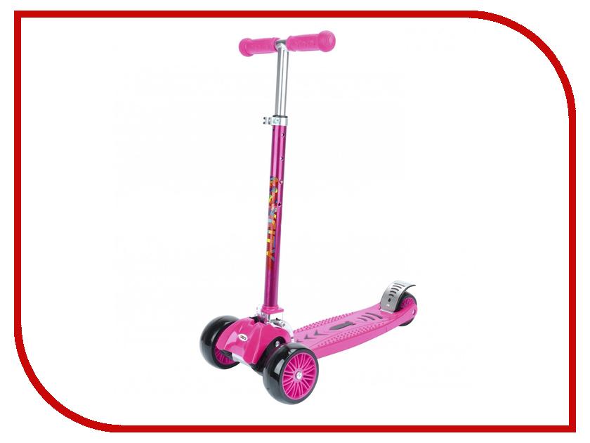 Самокат Maxcity Crocs Pink<br>