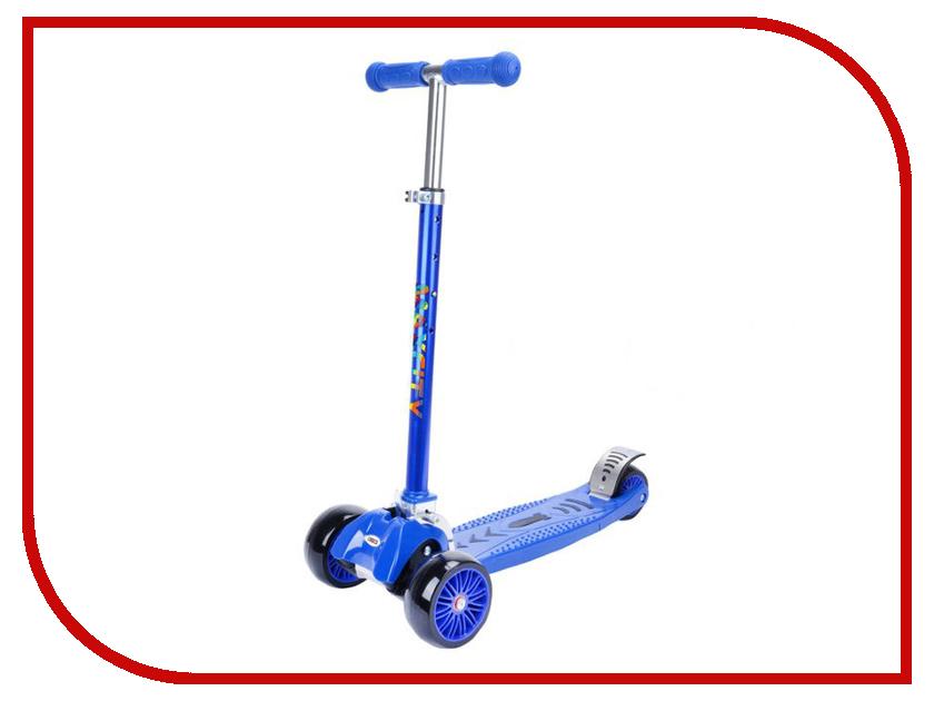 Самокат Maxcity Crocs Blue<br>