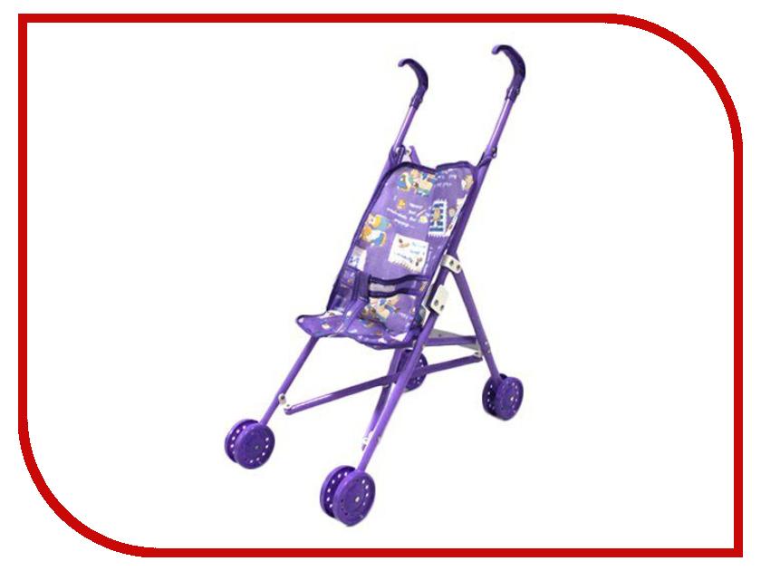 Игра Yako Toys 67252 Violet Коляска-трость