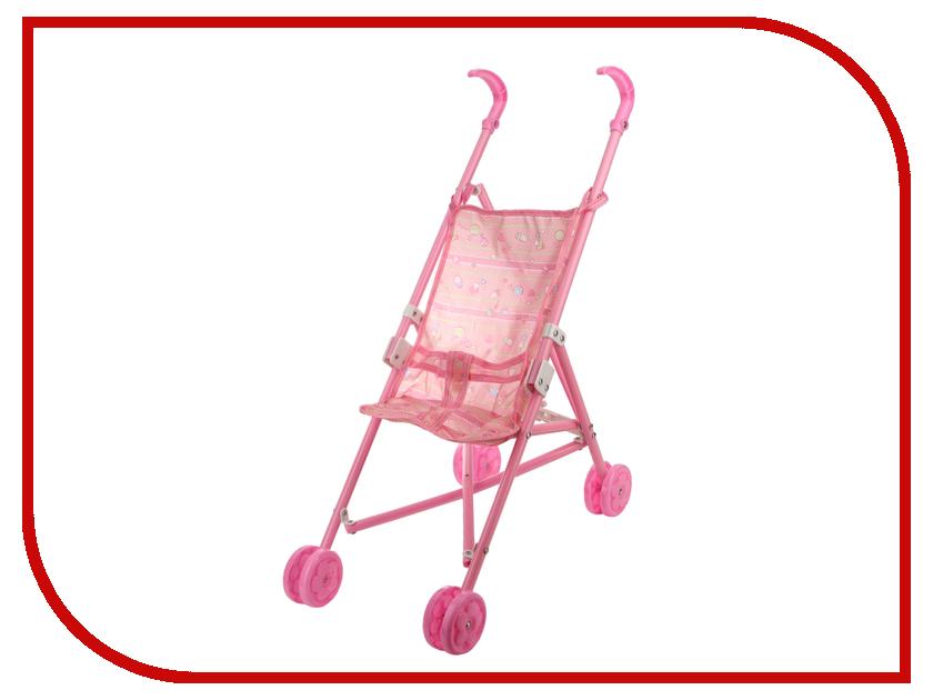 Игра Yako Toys 68699 Pink Коляска-трость