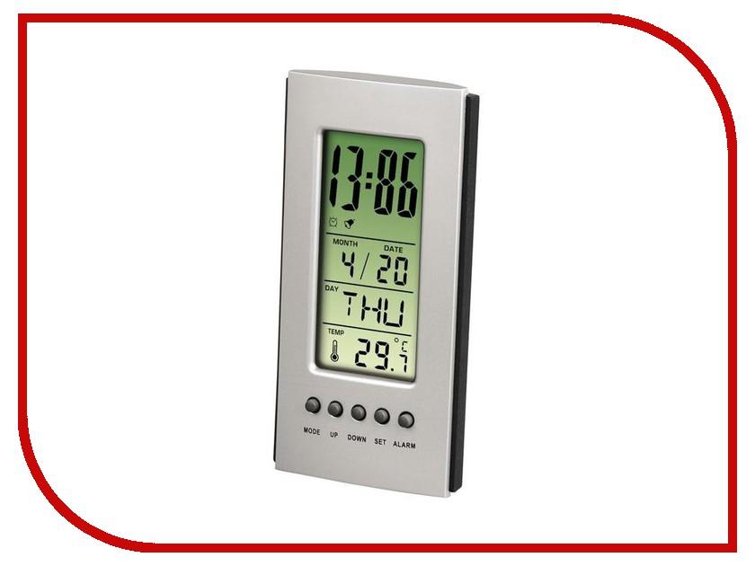 Термометр Термометр-часы настольный Hama H-75298<br>