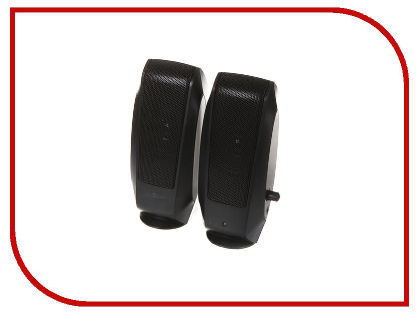Колонки Logitech S120 Black OEM 980-000010
