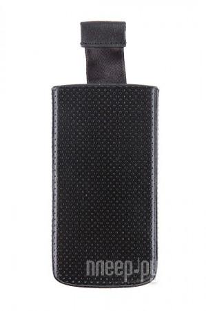Аксессуар Чехол-кармашек PU Black 95x45мм