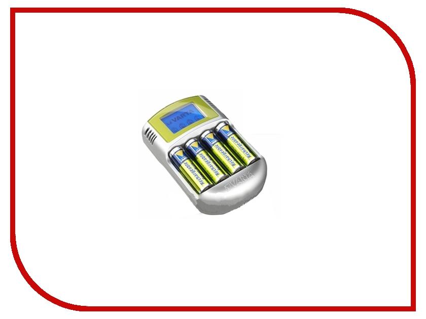 �������� ���������� Varta LCD Charger + 4 ��. 2600 mAh 12V & USB 57070201451