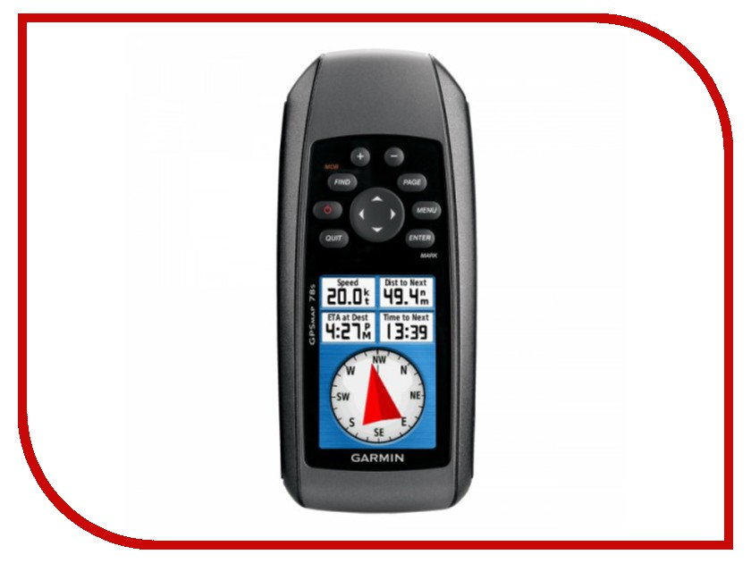 GPS-туристический Garmin GPSMAP 78S 010-00864-06*
