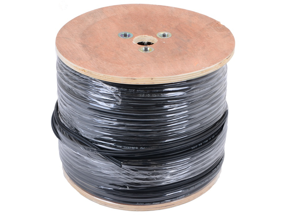 Сетевой кабель ATcom FTP cat.5e CCA 305m АТ3706