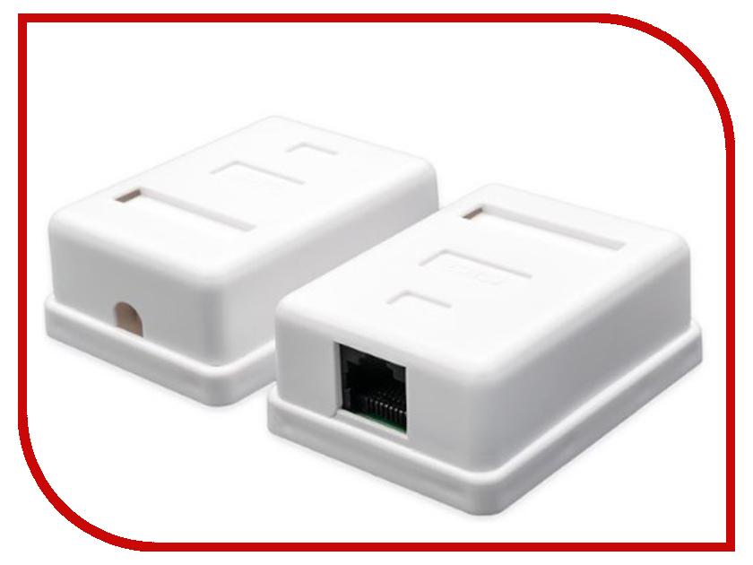 ATcom RJ45 UTP White АТ5253