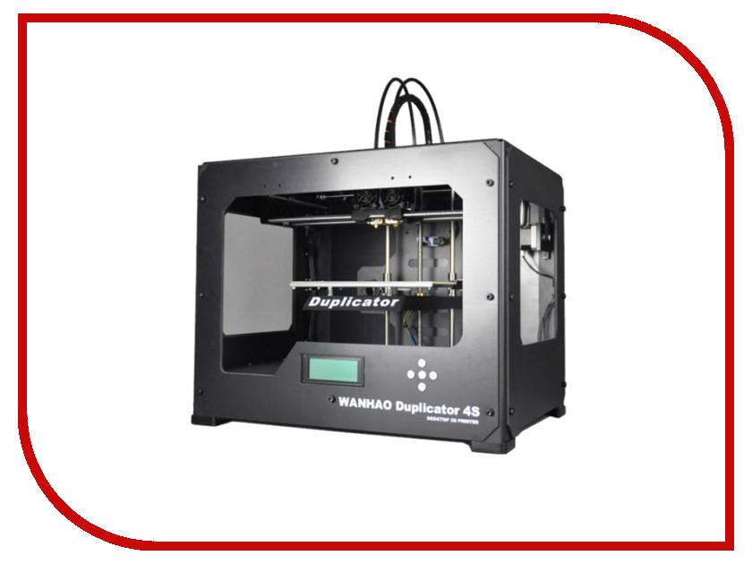 3D принтер Wanhao 4S-ironman