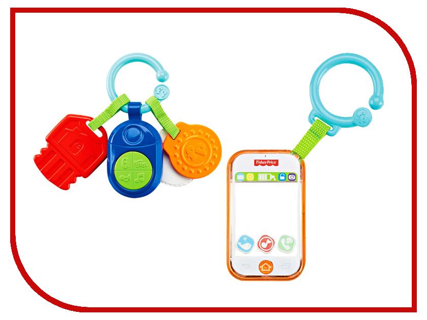 Игрушка Fisher-Price Прорезыватель телефон и ключи DFP52/DPK28<br>