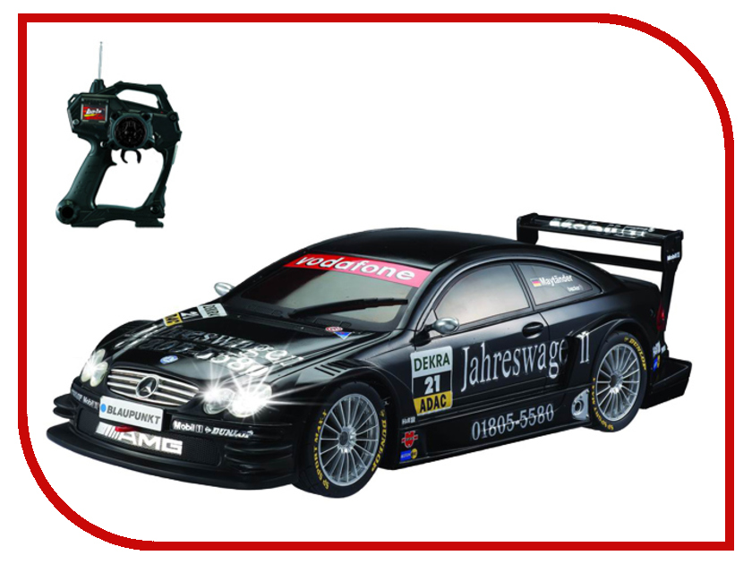 Радиоуправляемая игрушка Auldey AMG-Mercedes CLK LC227610-0<br>