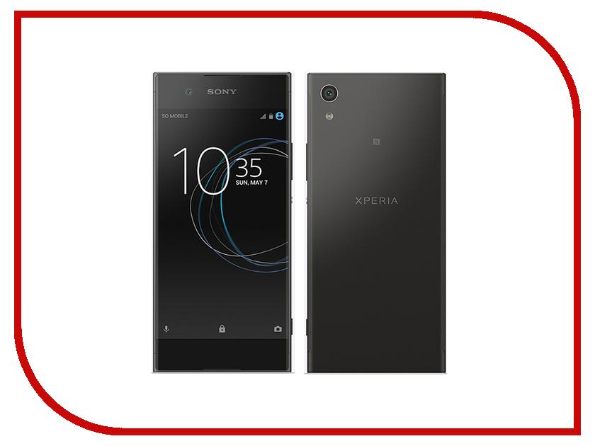 Сотовый телефон Sony G3112 Xperia XA1 Black мобильный телефон sony xperia z l36h c6603 5 0 13 1mp 2 16 android original unlocked sony xperia z l36h lt36h l36i c6603