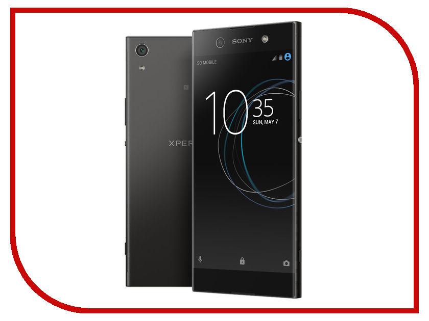 Сотовый телефон Sony G3212 Xperia XA1 Ultra 32Gb Black защитное стекло для sony g3212 xperia xa1 ultra onext 3d на весь экран с белой рамкой